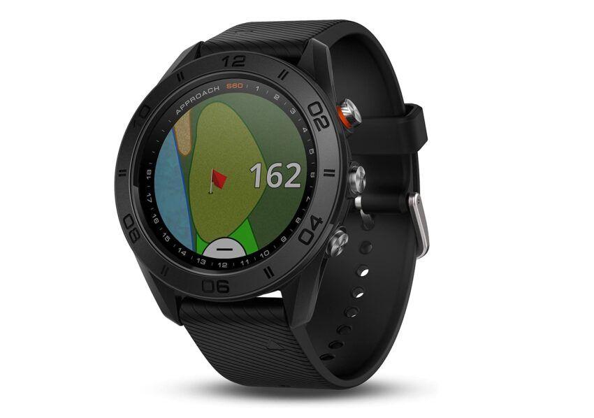 Garmin S60 GPS Watch Black