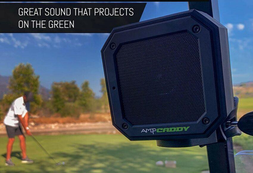 Mountable Golf Bluetooth Speaker