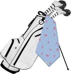 Large Designer Golf Towel