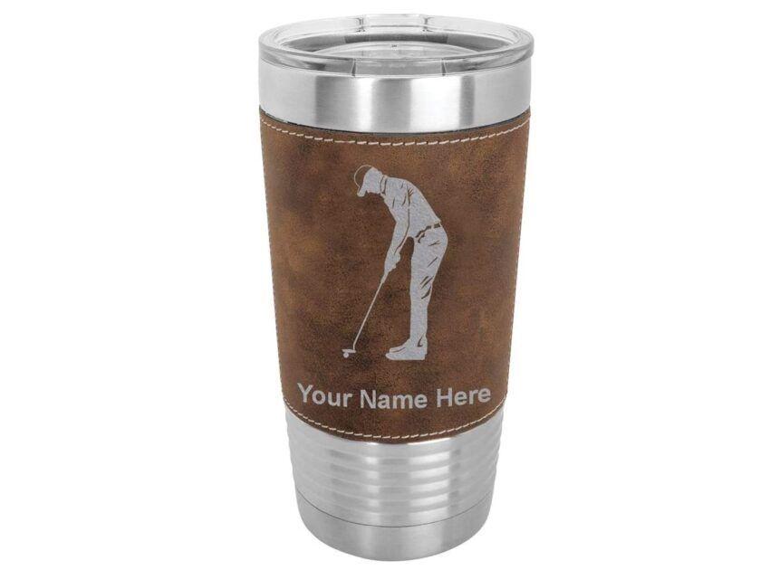 Personalized 20 OZ Golf Tumbler