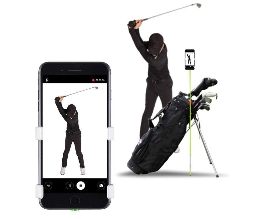 SelfieGOLF Cell Phone Holder