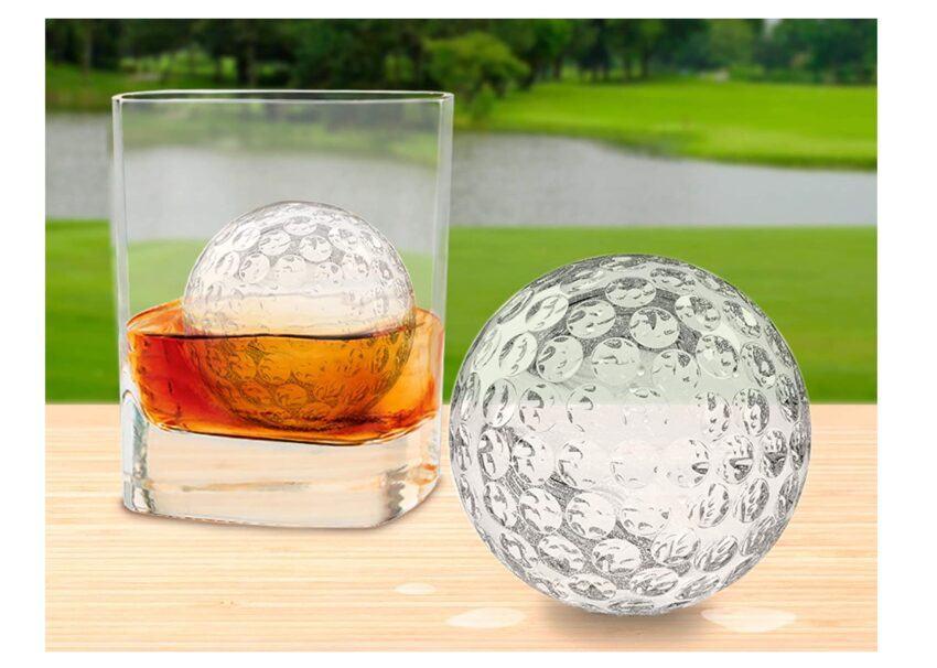 Golf Ball Ice Cube Molds